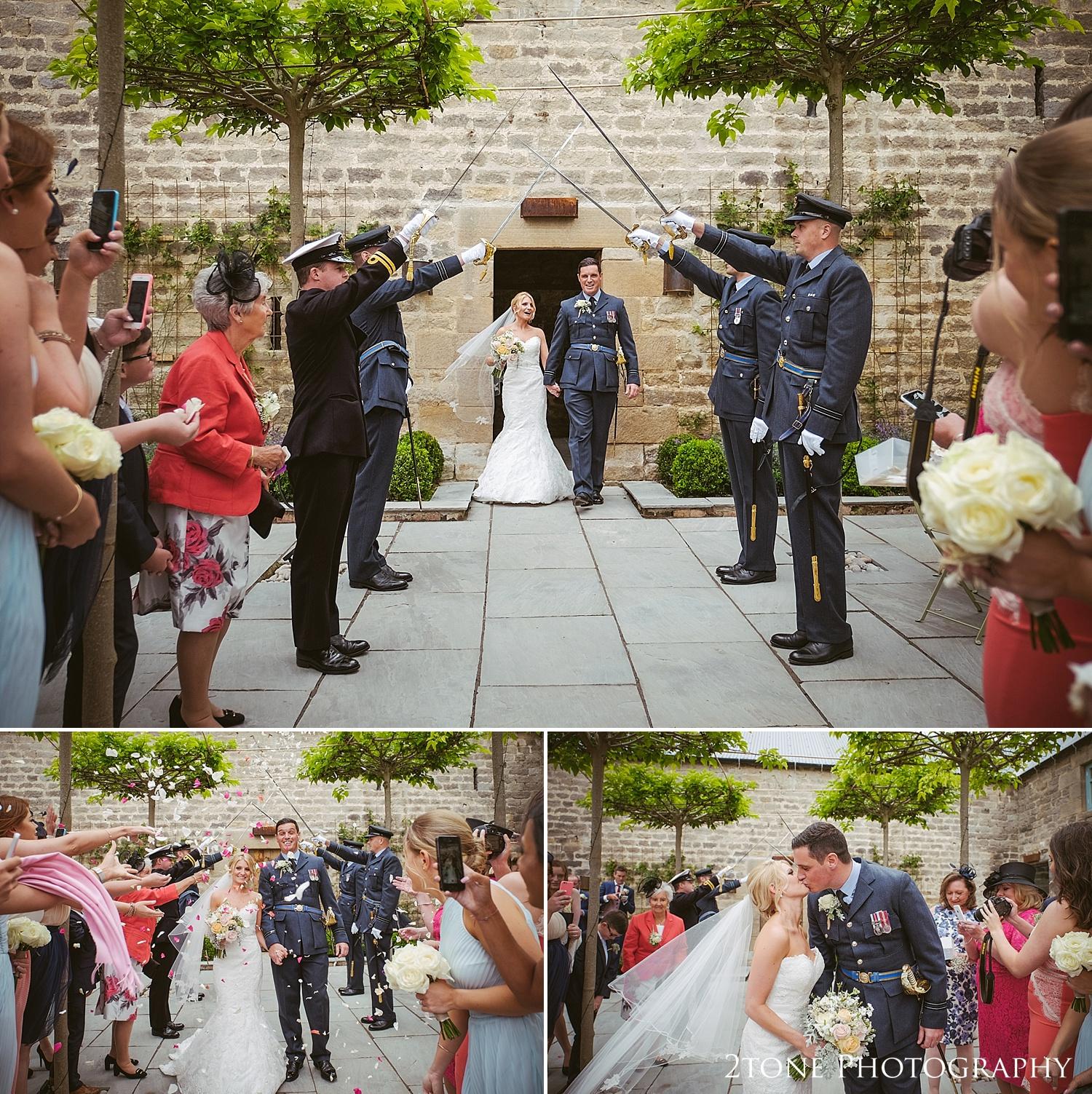 Military wedding at Healey Barn by wedding photography team, 2tone Photography www.2tonephotography.co.uk