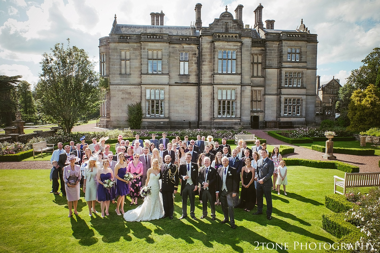 Wedding photography at Matfen Hall by wedding photographer www.2tonephotography.co.uk