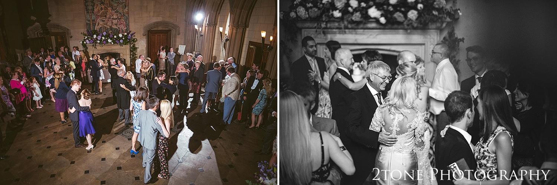 Wedding evening.  Wedding photography at Matfen Hall by wedding photographer www.2tonephotography.co.uk