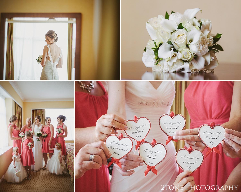 Weddings at Slaley Hall wedding photography by wedding photographers 2tone Photography.  www.2tonephotography.co.uk