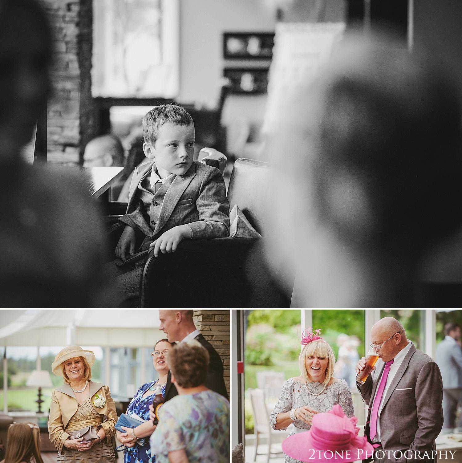 Natural wedding photography at Slaley Hall.  Wedding photography by wedding photographers 2tone Photography.  www.2tonephotography.co.uk