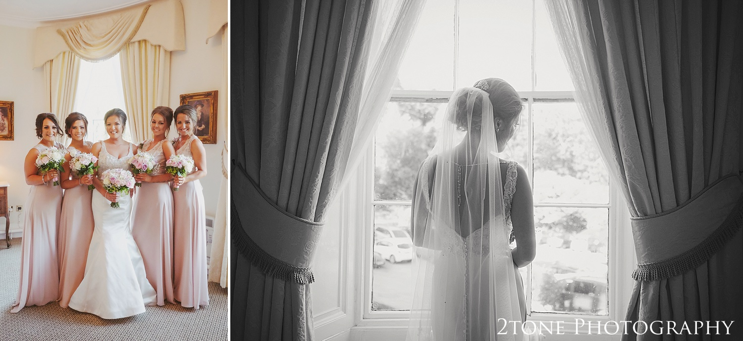 Bridal preparations by durham based husband and wife wedding photography duo 2tone Photography www.2tonephotography.co.uk