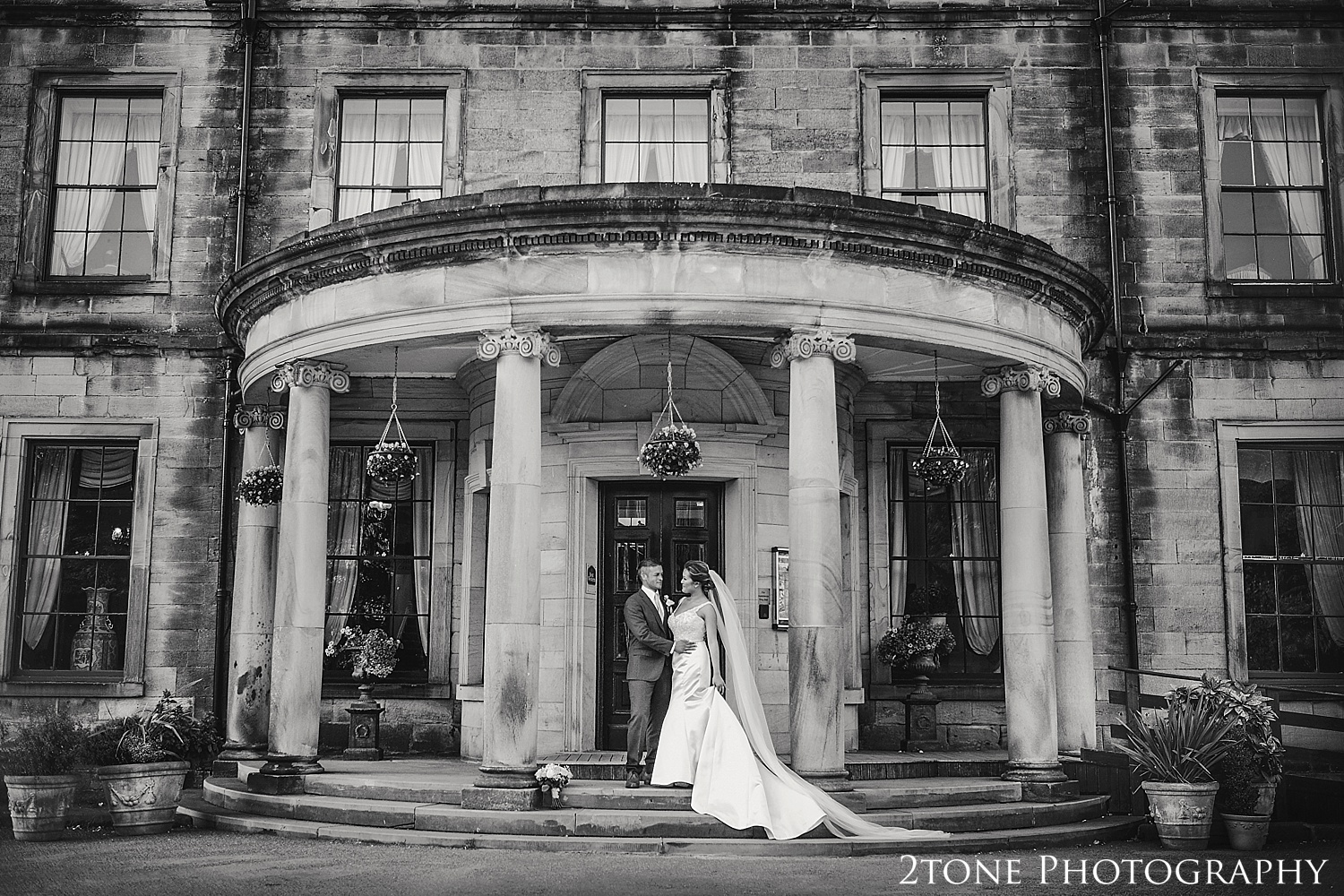 Beamish Hall wedding photography by durham based husband and wife wedding photography duo 2tone Photography www.2tonephotography.co.uk