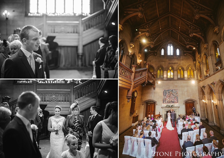 Matfen Hall by Durham based wedding photographers 2tone Photography