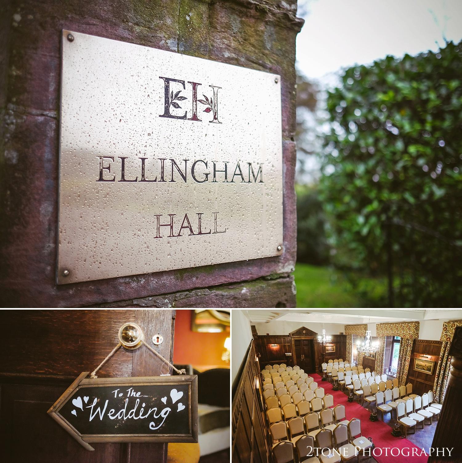 Ellingham Hall winter wedding photography by www.2tonephotography.co.uk
