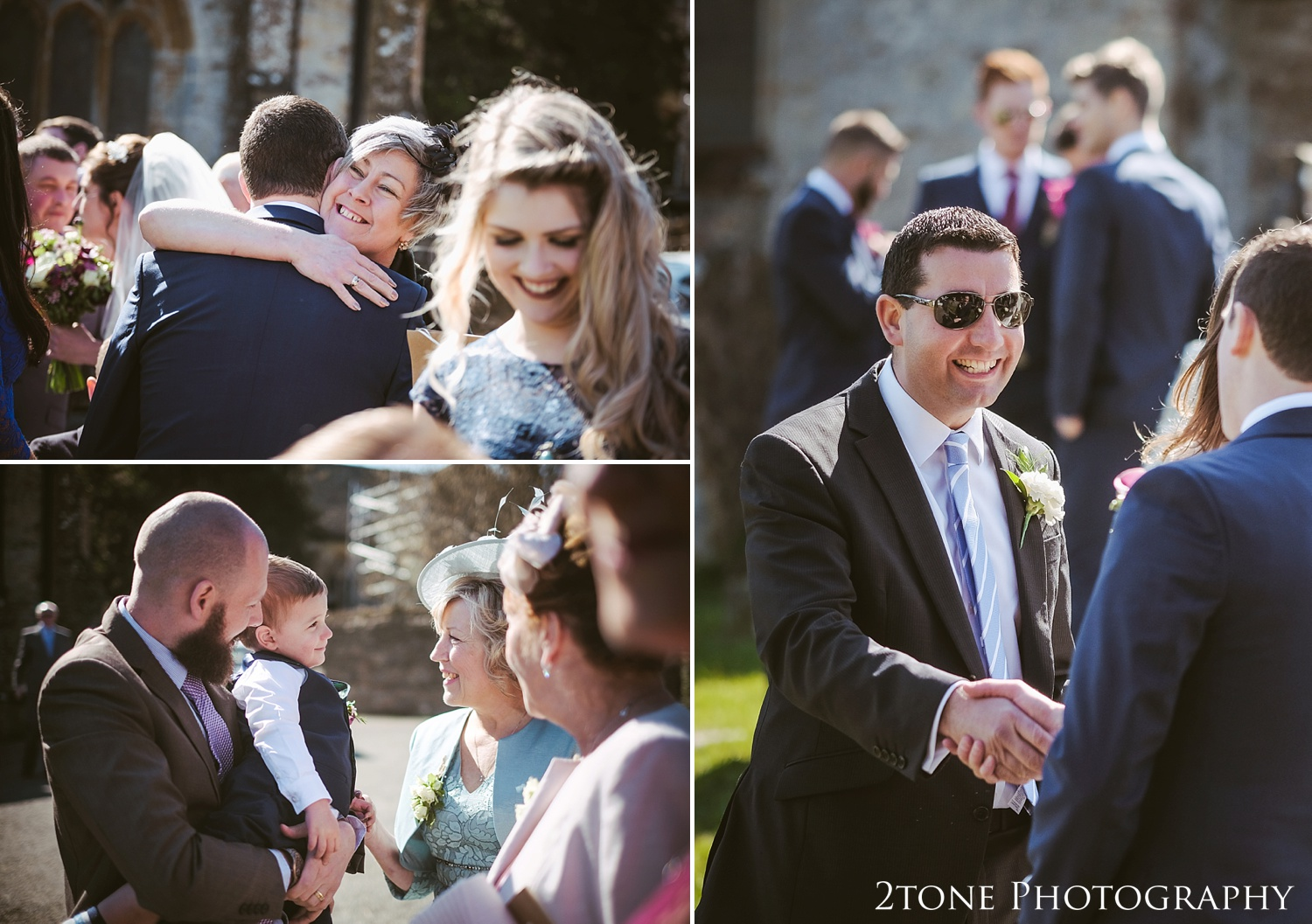 Natural wedding photography in Somerset by www.2tonephotography.co.uk