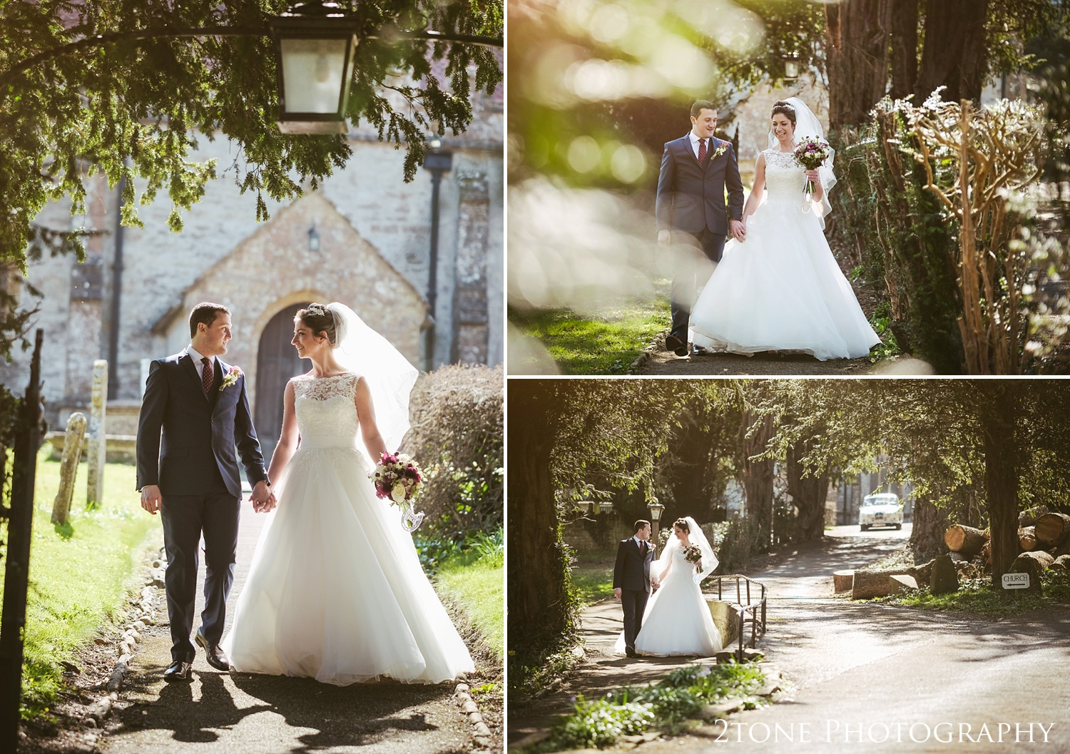 Church weddings in Somerset by www.2tonephotography.co.uk