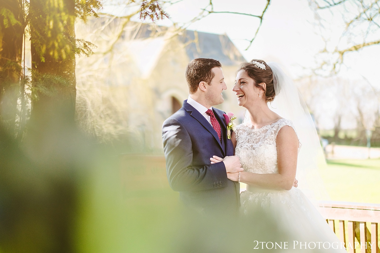 Natural wedding photographs at Haselbury Mill and the Old Tythe Barn in Somerset by www.2tonephotography.co.uk