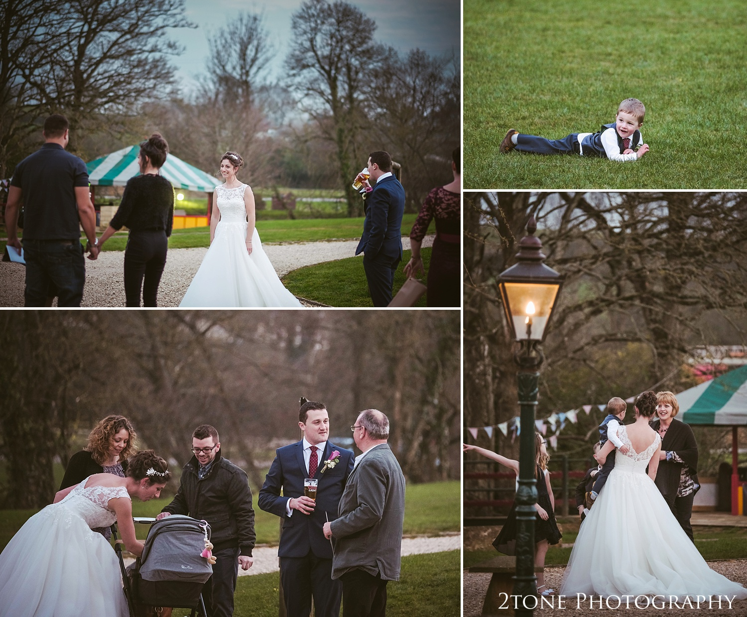 Weddings at Haselbury Mill and the Old Tythe Barn in Somerset by www.2tonephotography.co.uk