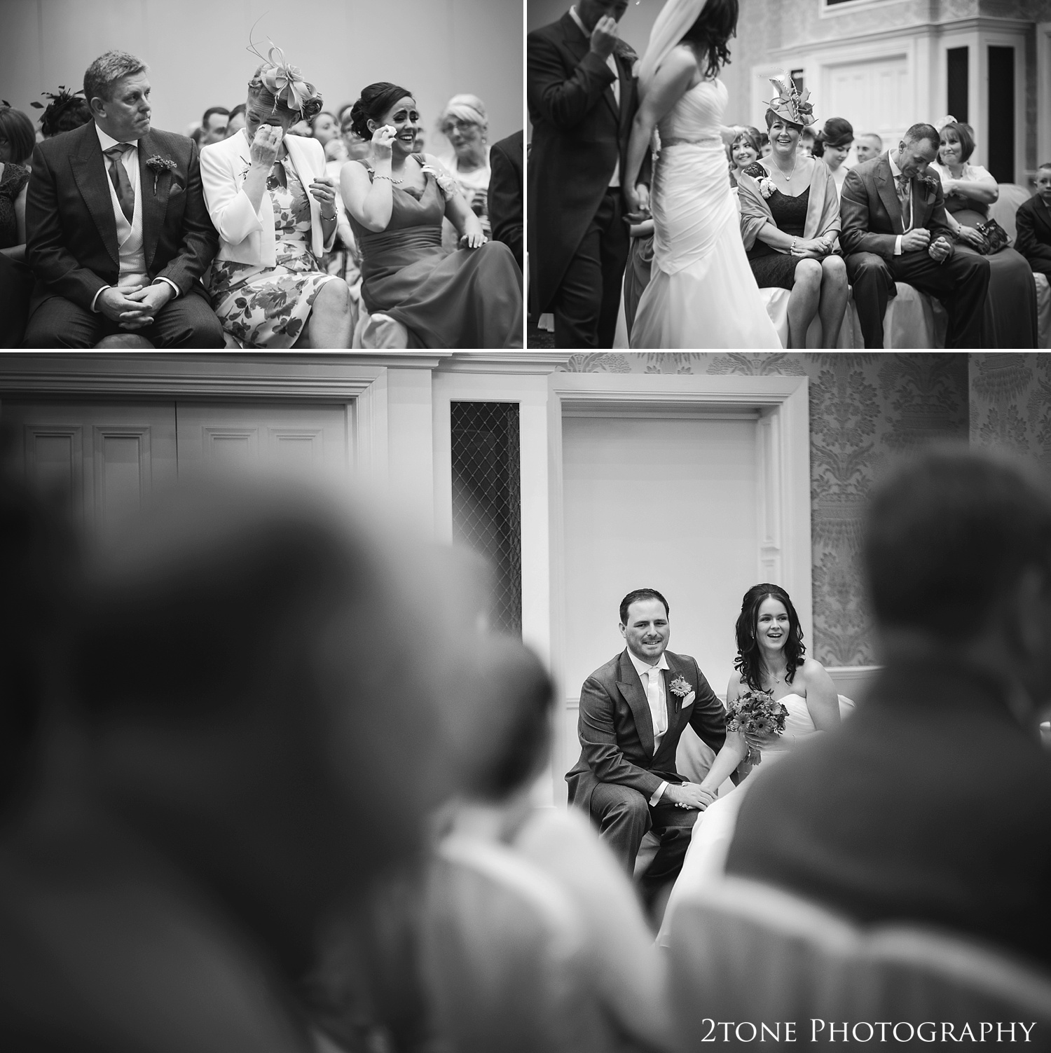 Gisborough Hall wedding photography