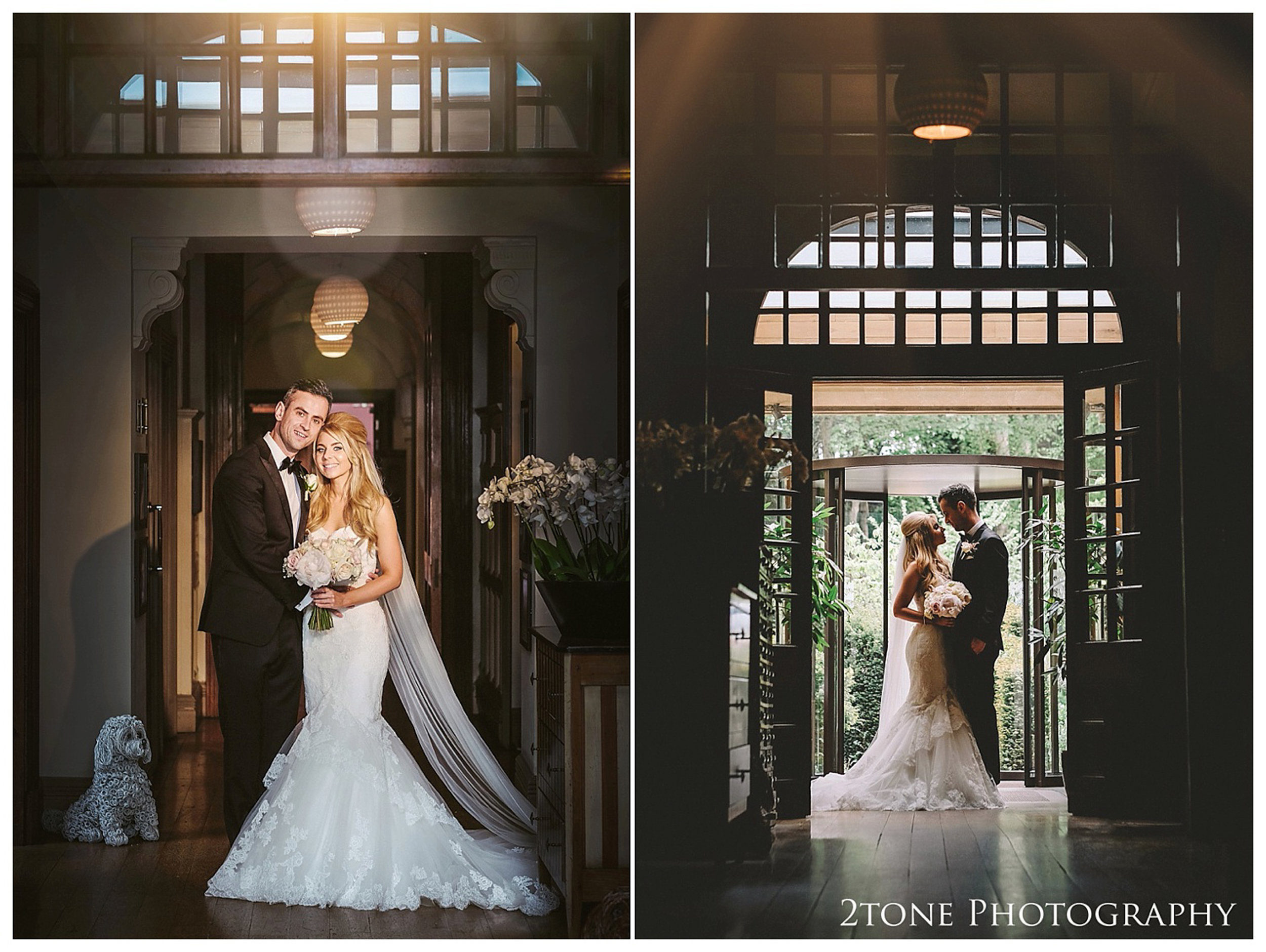 Jesmond Dene House wedding