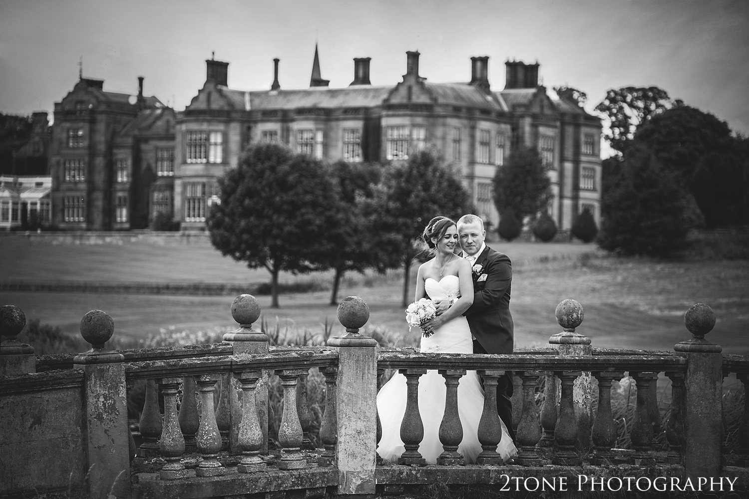 Weddings at Matfen Hall