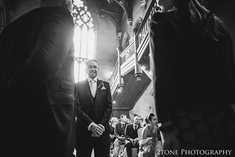 Matfen Hall groom