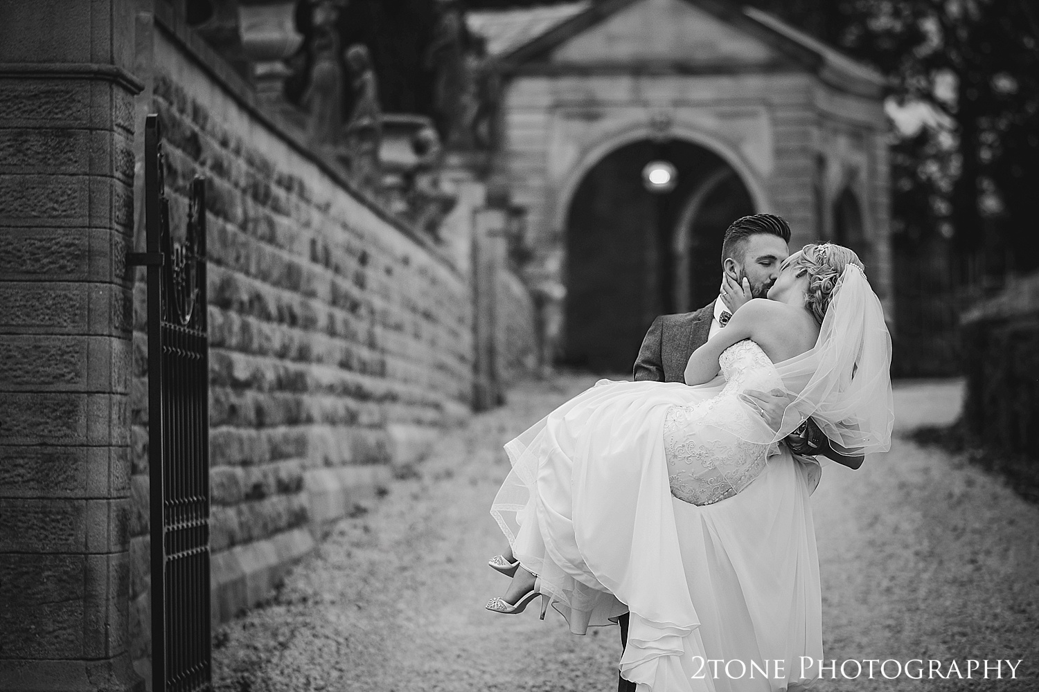 Lartington Hall wedding photographer