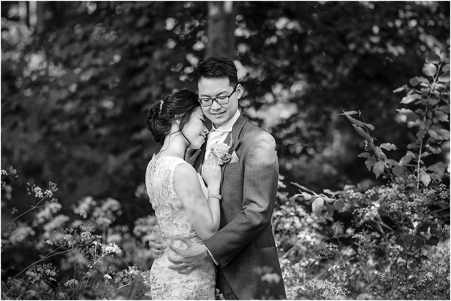 Matfen Hall wedding photographer