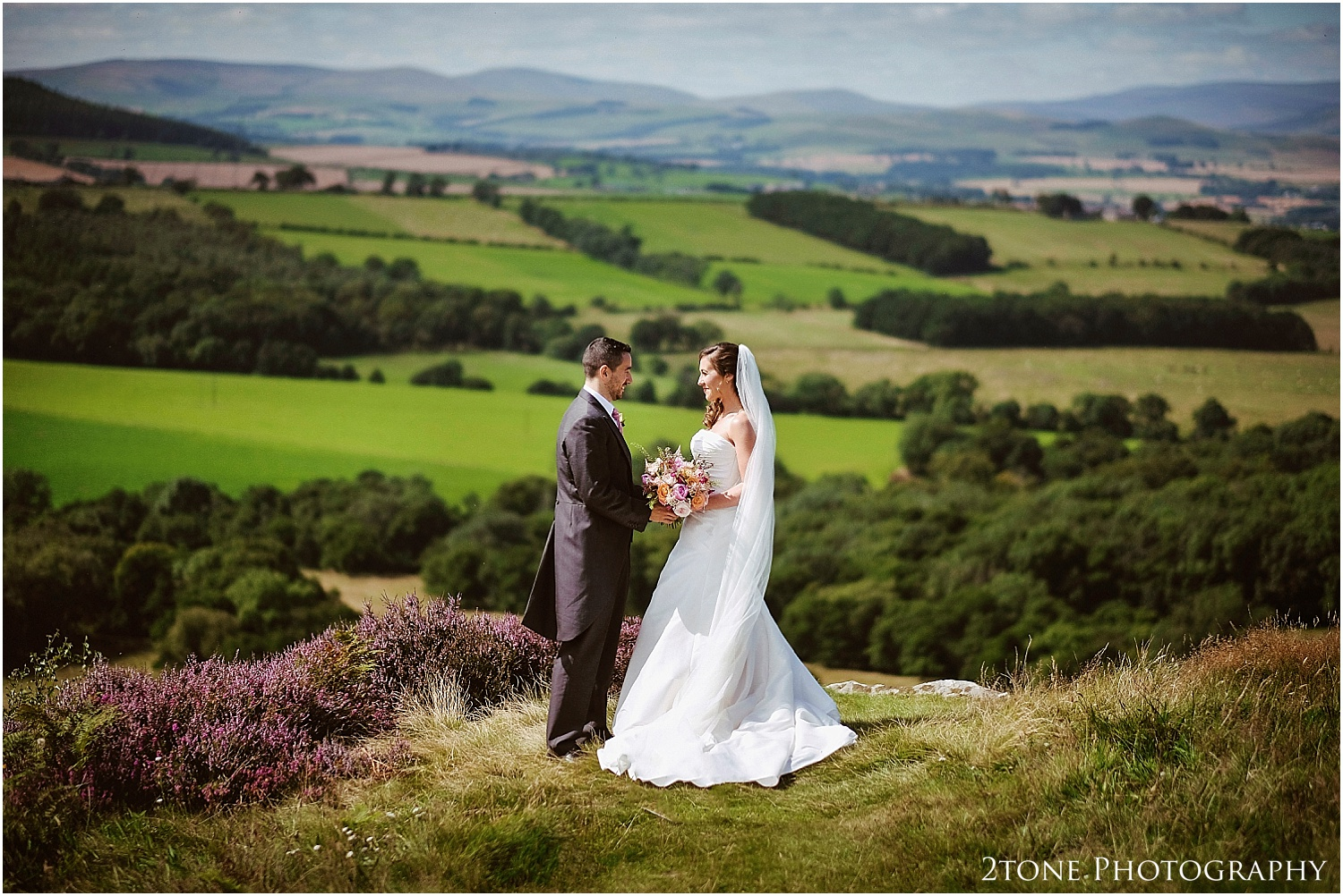 Northumberland wedding photography