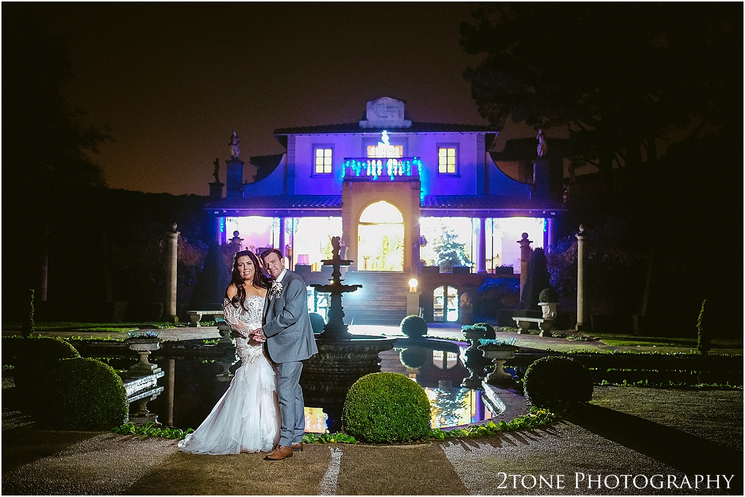 The Italian Villa, Dorset wedding photography