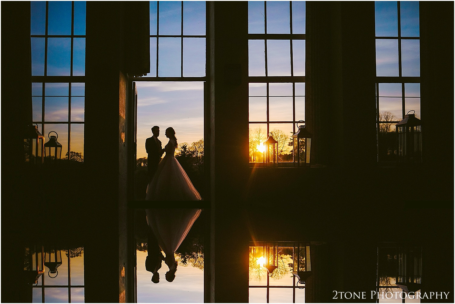 Wynyard Hall wedding photographer
