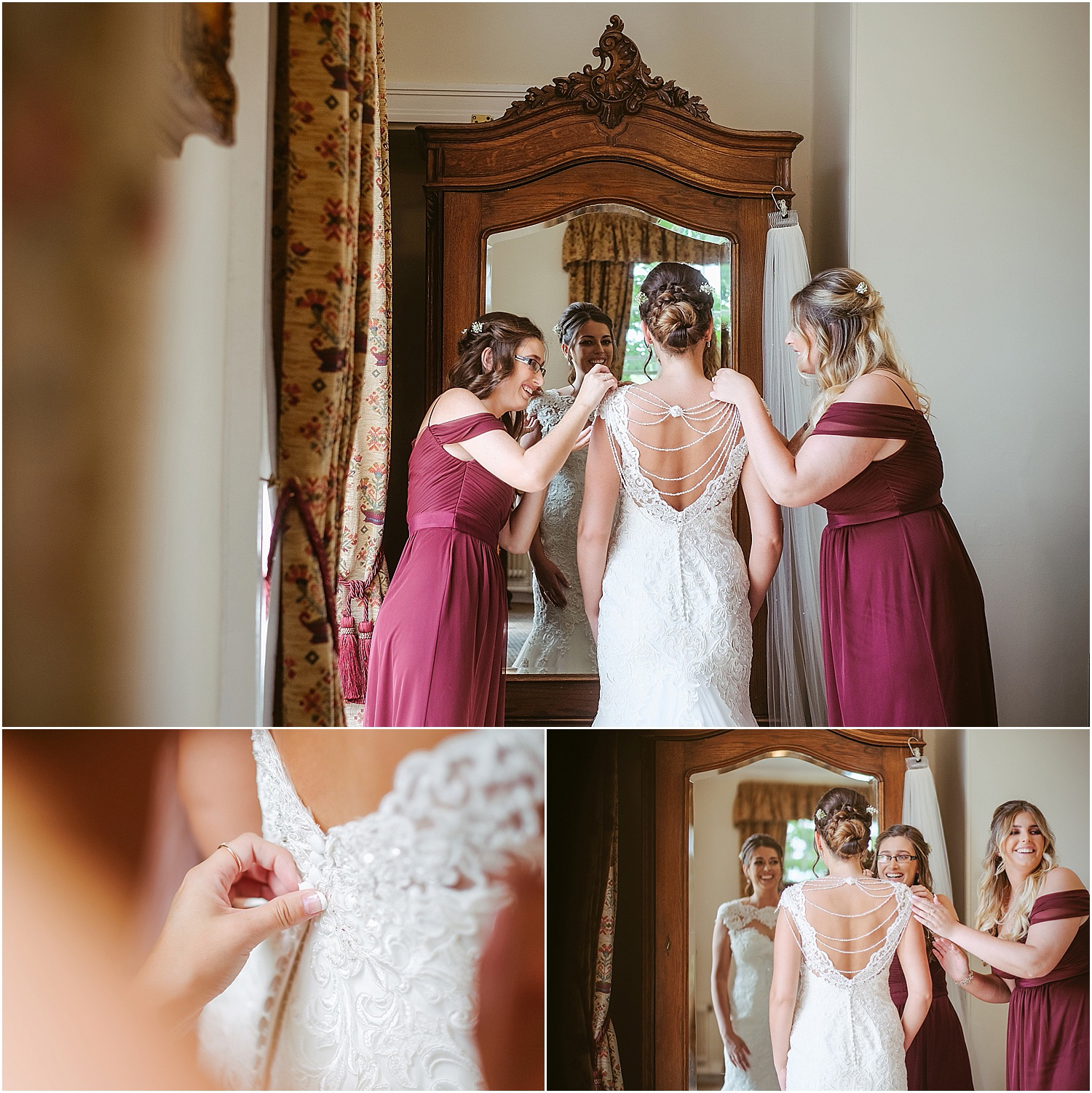 Wedding at Beamish Hall - wedding photography by www.2tonephotography.co.uk 122.jpg