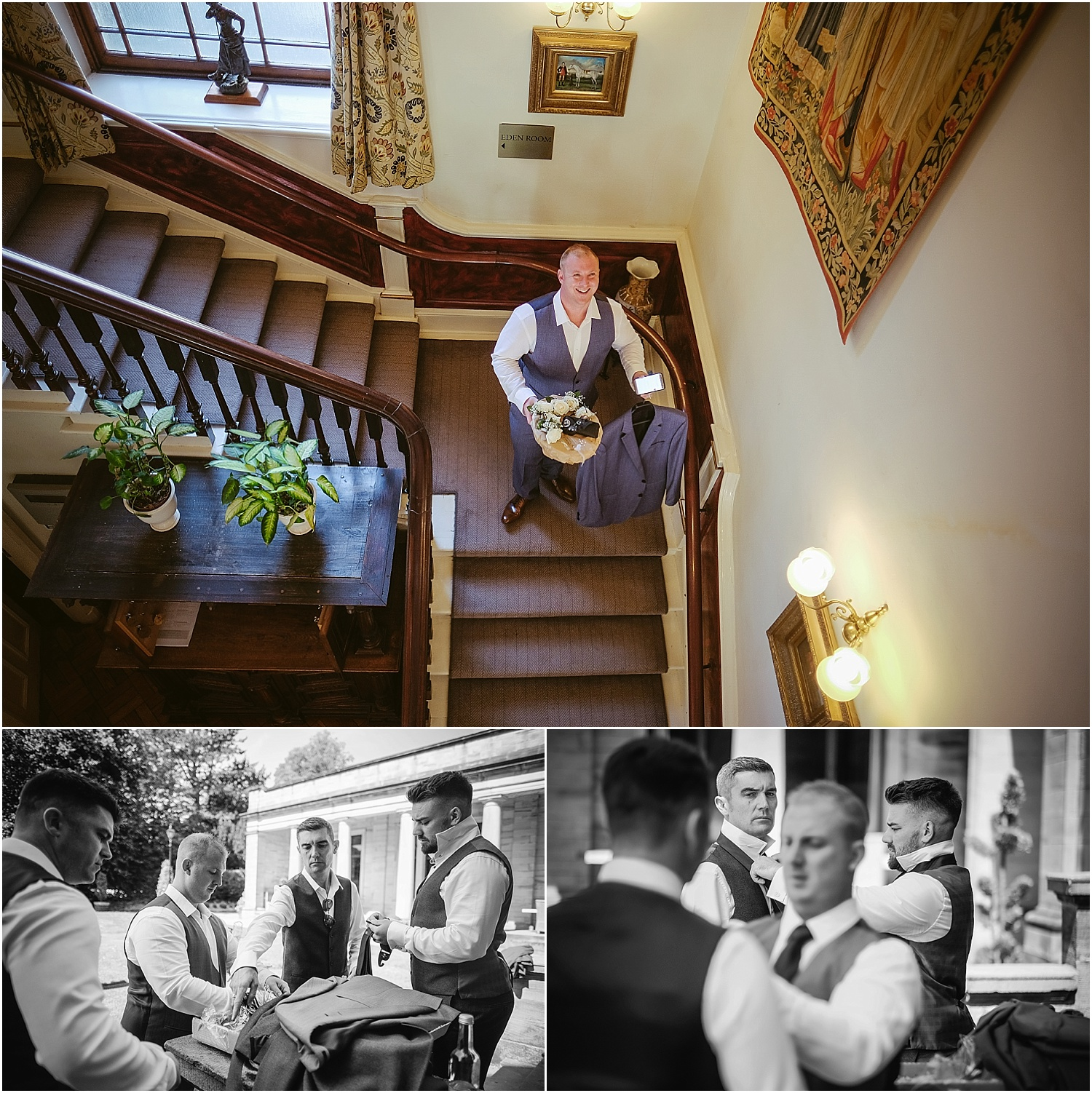 Wedding at Beamish Hall - wedding photography by www.2tonephotography.co.uk 128.jpg