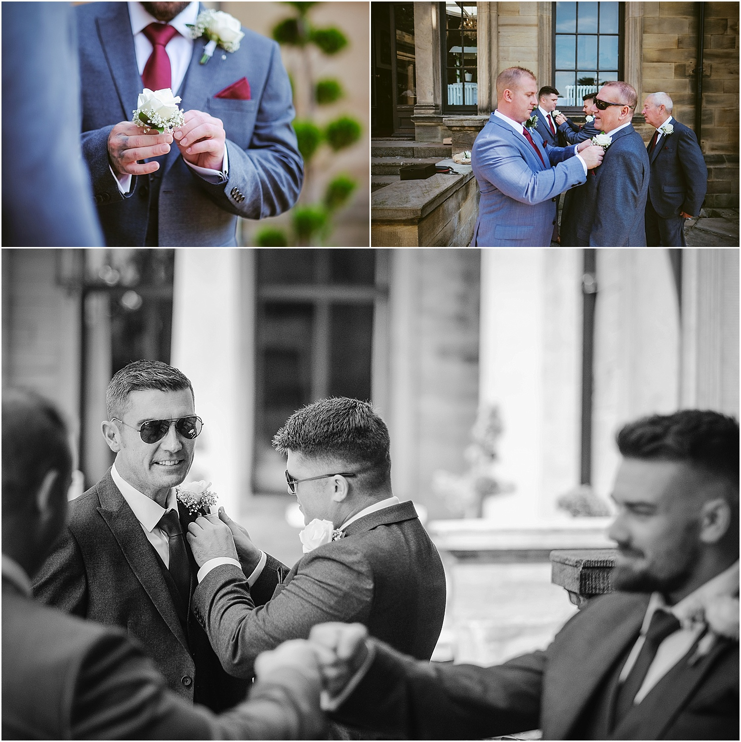 Wedding at Beamish Hall - wedding photography by www.2tonephotography.co.uk 130.jpg