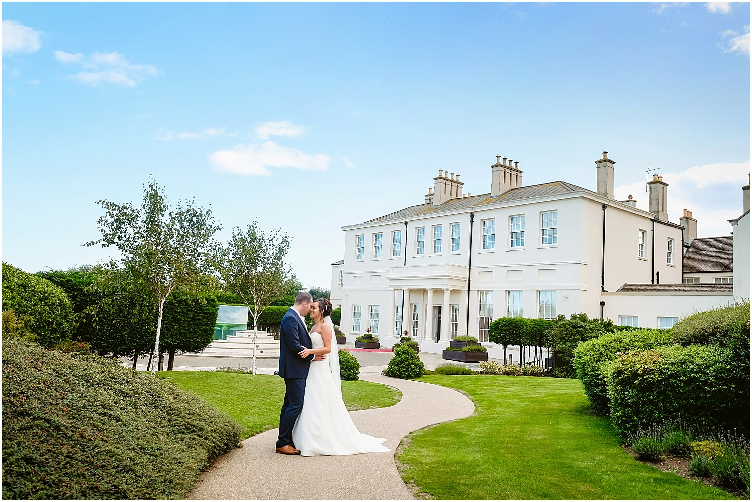 Wedding photography at Seaham Hall by www.2tonephotography.co.uk