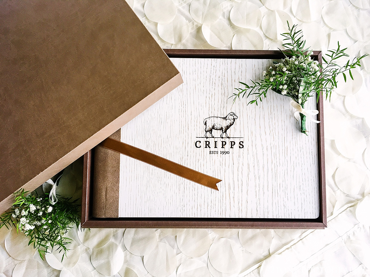 Healey Barn Graphistudio wedding album