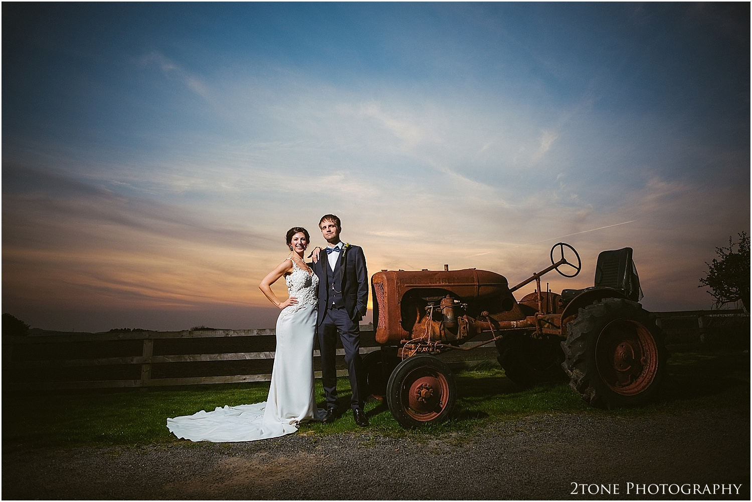 Northside Farm wedding