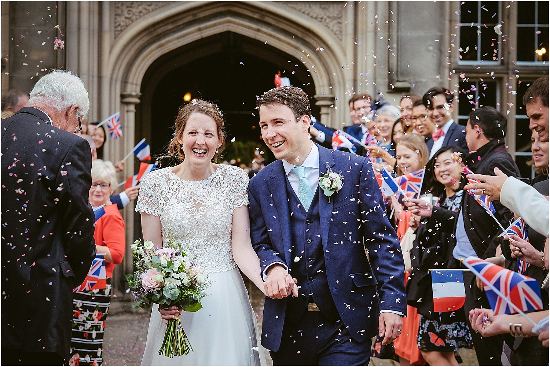 Wedding photos at Matfen Hall