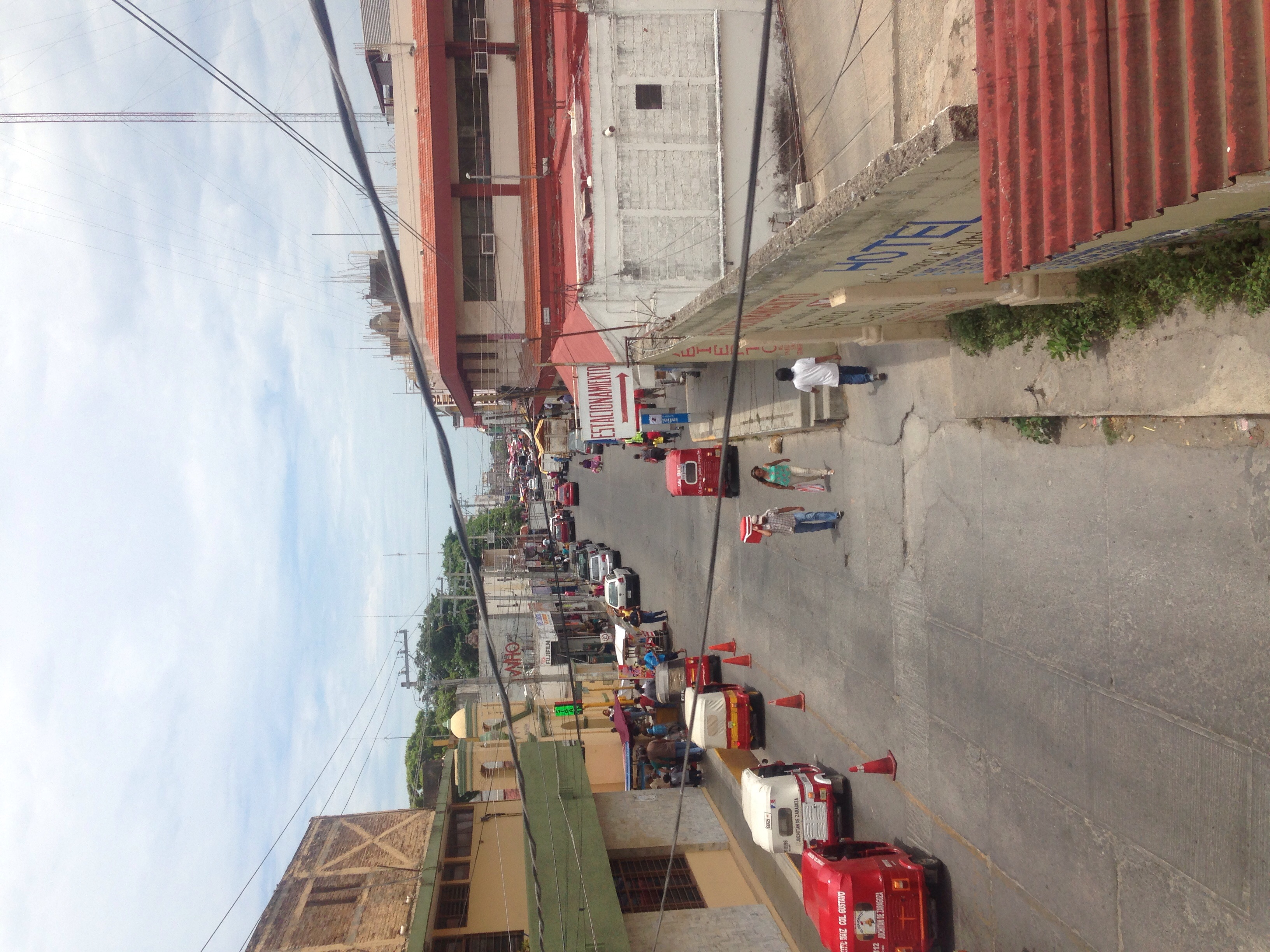Mexico town living