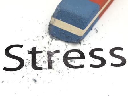 Hvad kan jeg gøre for at slippe stress?