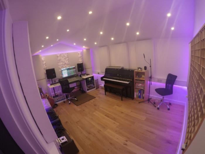 recording studio south london music producer