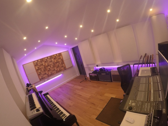 low cost recording studios in south east london bromley kent uk
