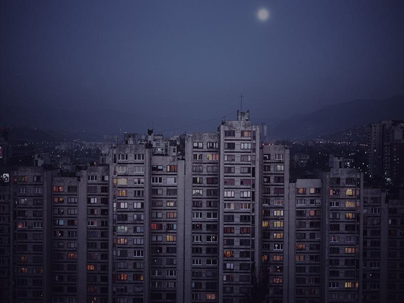 Sarajevo - Det har redan hänt