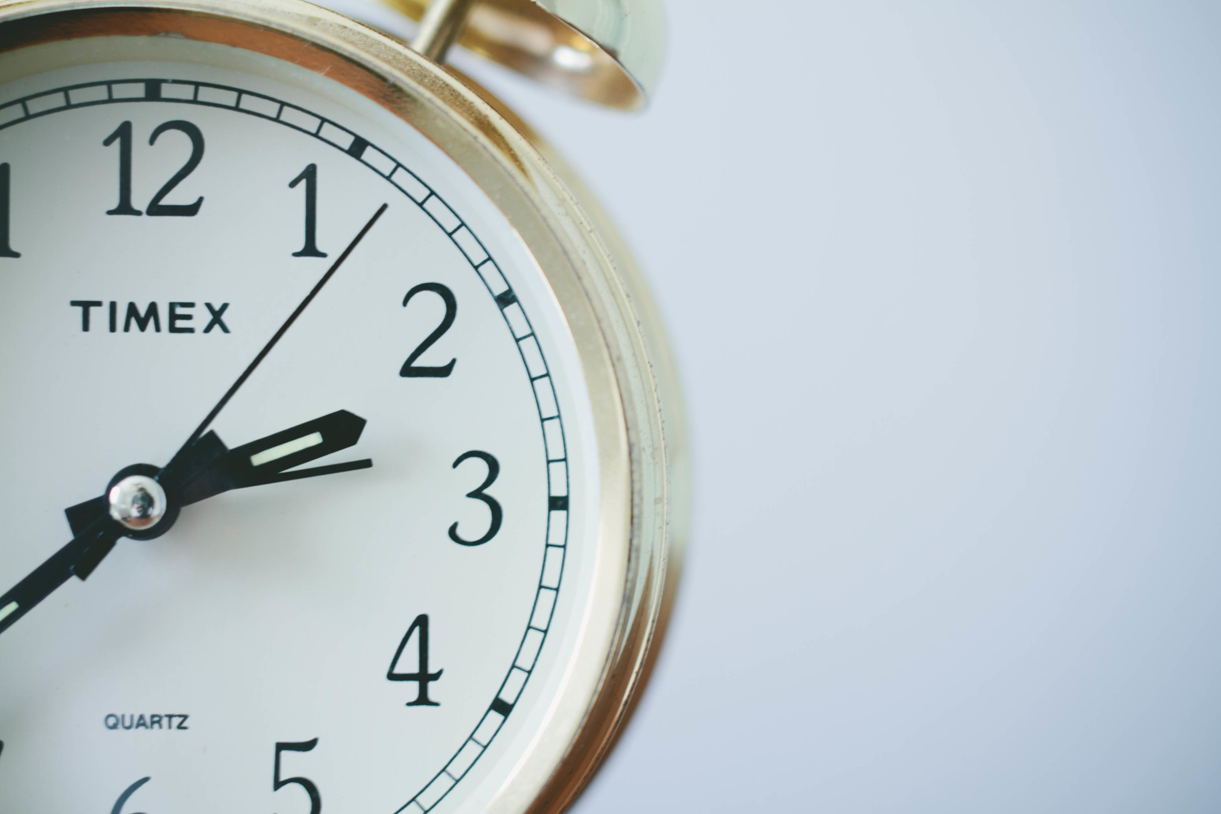 Performance Review Tip: Schedule Enough Time