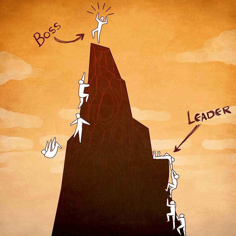 Leadership: Be the perfect boss and not a selfish leader