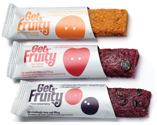 gluten free dried fruit bars
