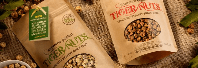 tiger nuts are awesome