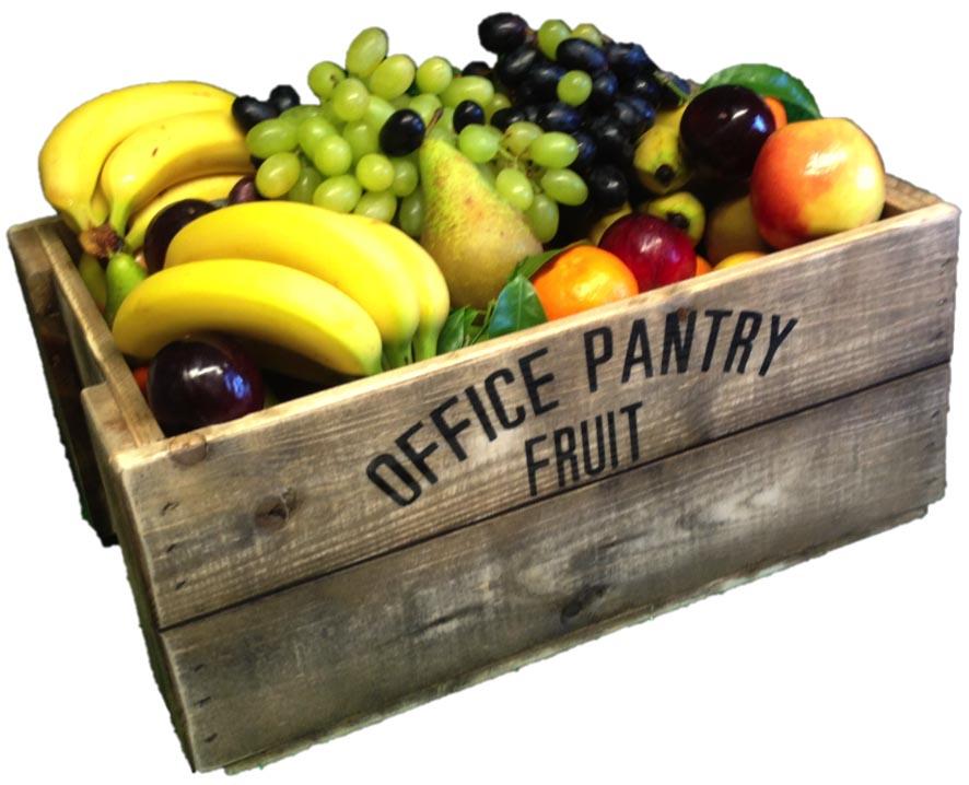 office pantry fruit box
