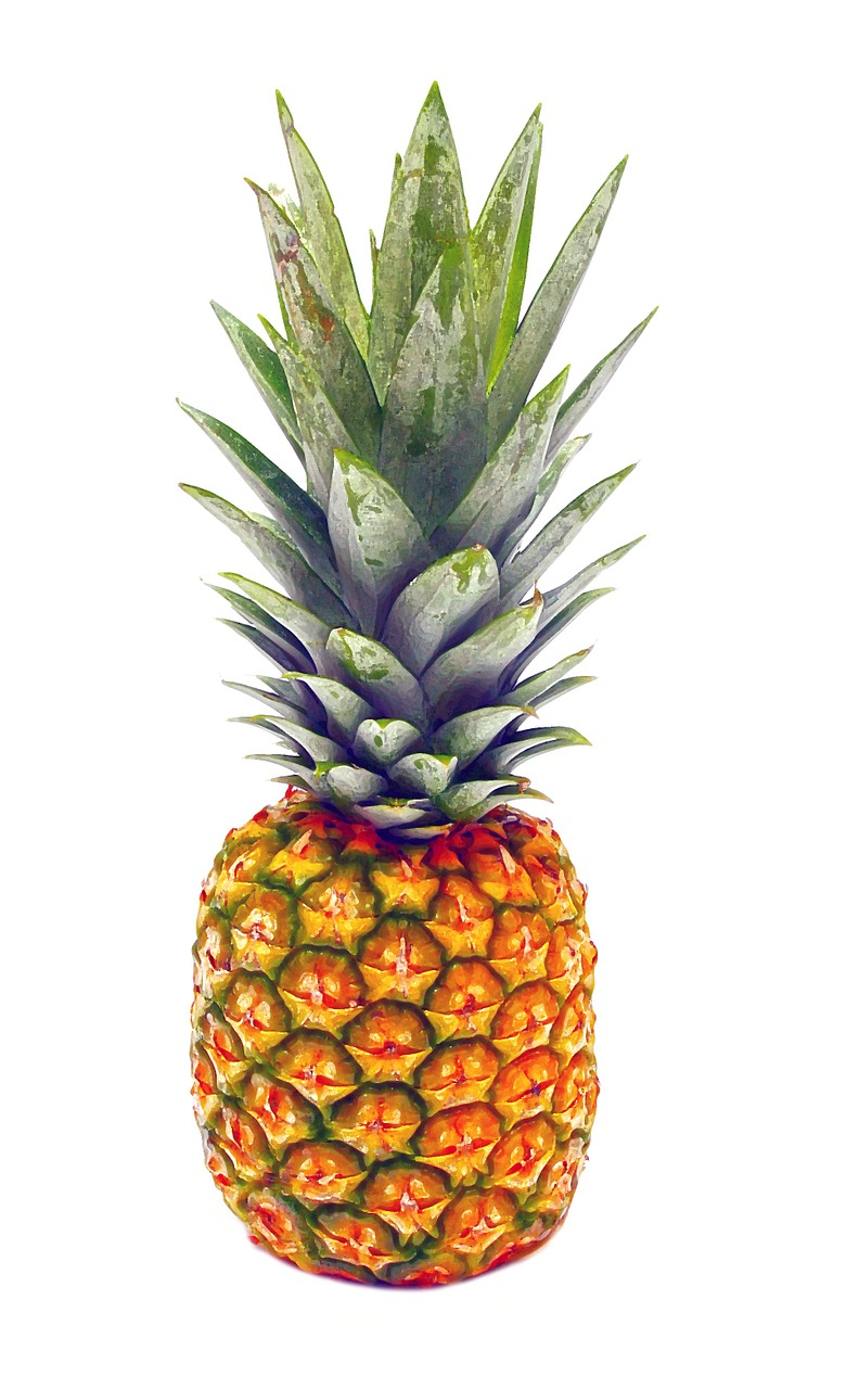 How to eat a pineapple - Office Pantry
