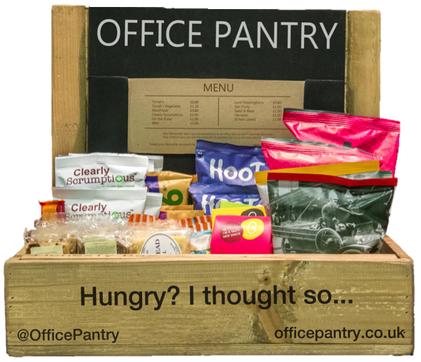 good snacks for the office - Office Pantry