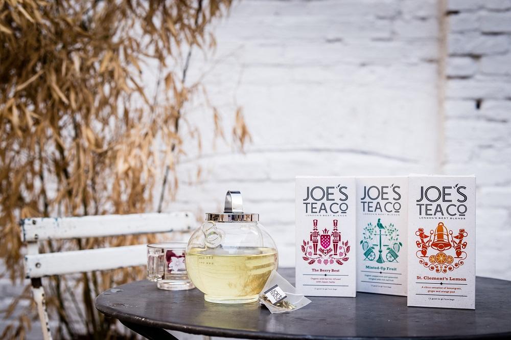 Joes Tea Range