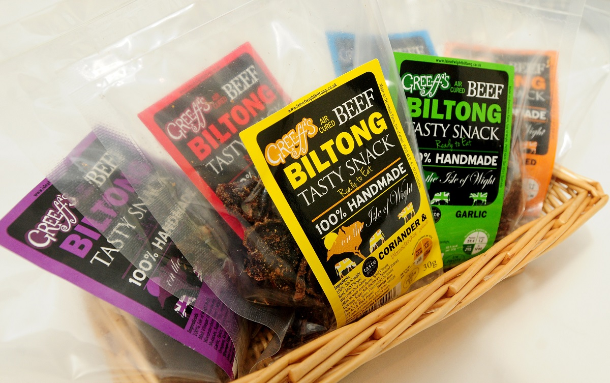 biltong jerky office delivery by office pantry