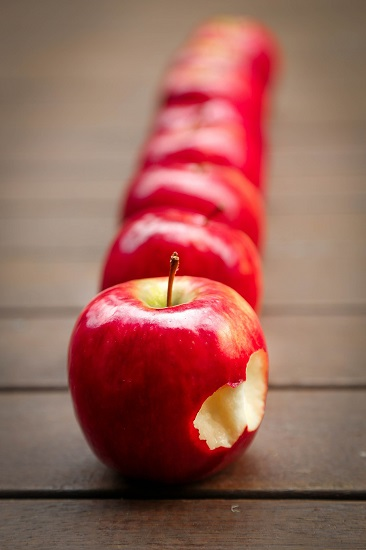 an apple a day for the office - office pantry