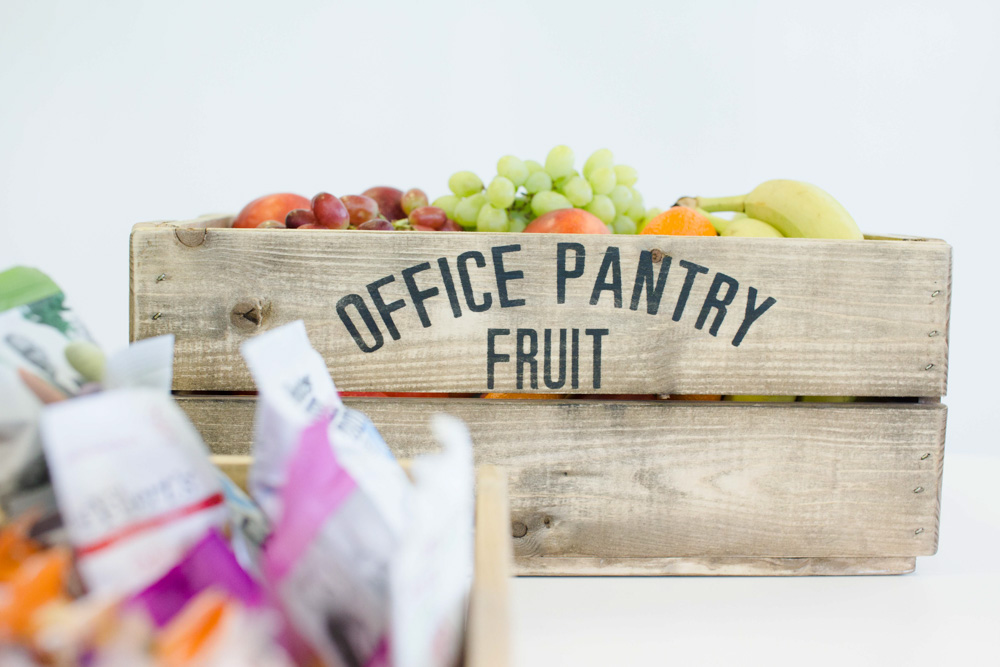Office Pantry tailored fruit delivery