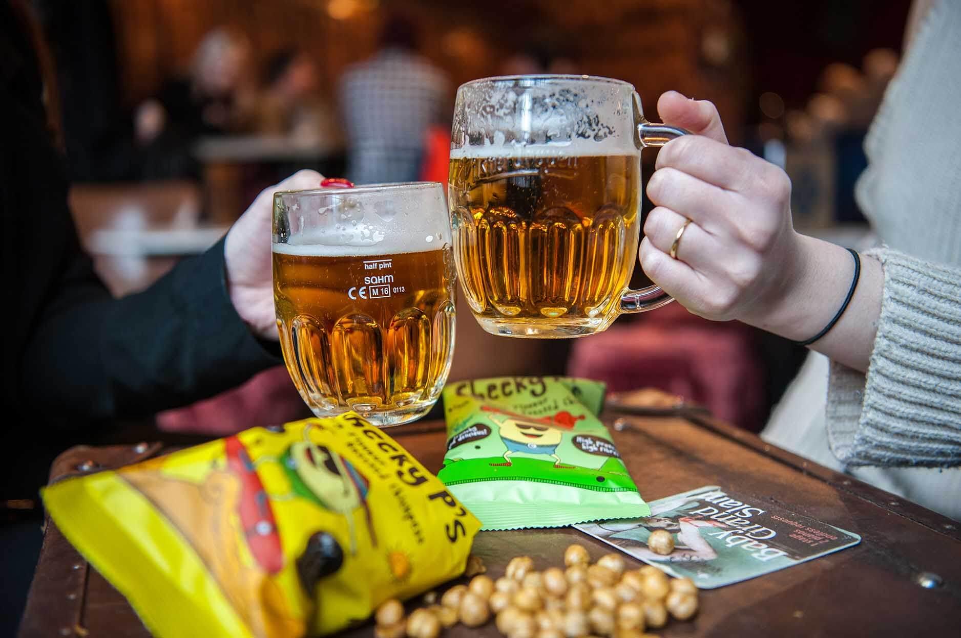 Office Pantry Cheeky Ps craft beer.jpg