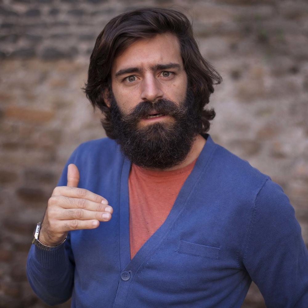 "Matteo Nicoletta in ""Zio Gianni"""