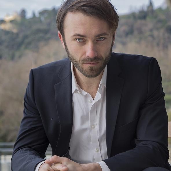 """Marius Bizau in """"Romanzo famigliare"""""""