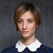 """Francesca Inaudi in """"Finché giudice non ci separi"""""""