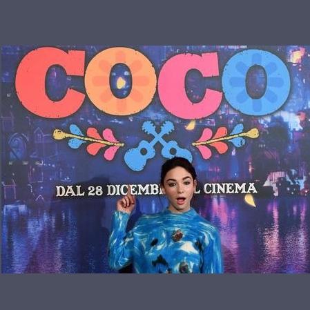 """Matilda De Angelis voce per """"Coco"""" Disney/Pixar"""